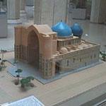 Hoja Ahmad Yassavi (1105-1166)