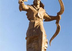Олим Беков. Мифология эпоса