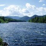 Улугбек Хамдам. Река души моей (рассказ)
