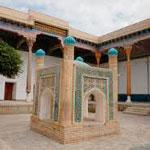 Бахауддин Накшбанди (1318-1389)