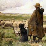 Шукур Халмирзаев. Пастух (рассказ)