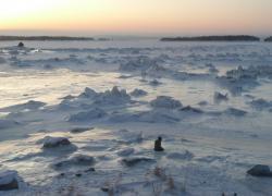 Уйгун Рузиев. Белое море, в котором нет волн (рассказ)